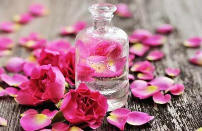 طرز تهیه گلاب,فصل گلاب گیری,مضرات گلاب