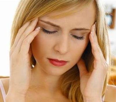 دلایل سر درد,سر درد پشت سر