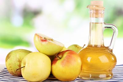 معجزه مصرف یک قاشق سرکه سیب