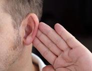 کمشنوایی,مشکل شنوایی,علائم کم شنوایی