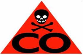 گاز منوكسيدكربن, مسموميت با گاز منوكسيدكربن,علائم مسمومیت با گاز مونوکسید کربن