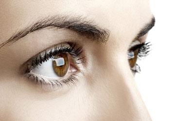 چشم,ماساژ چشم,تقویت چشم