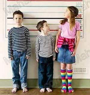 کوتاهی قد,کوتاهی قد مردان,کوتاهی قد کودکان,علت کوتاهی قد