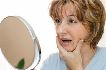 پیری زودرس,علت پیری زودرس,دلایل پیری زودرس در خانم ها