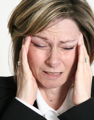 سردردهاي ميگرني,قاعدگي,علت سردردهاي ميگرني در زمان قاعدگي