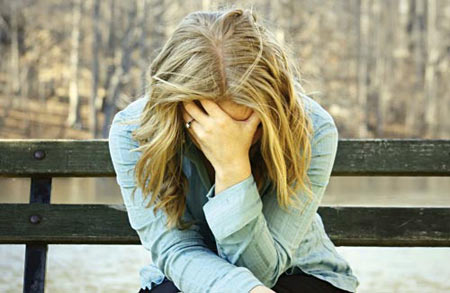 افسردگي زنان,رابطه بارداري و افسردگي,علل افسردگي در زنان