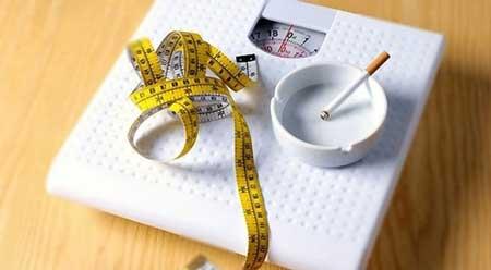 سيگار,ترک سيگار,افزایش وزن پس از ترک سيگار
