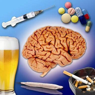 مواد اعتیادآور با مغز چه میکنند؟
