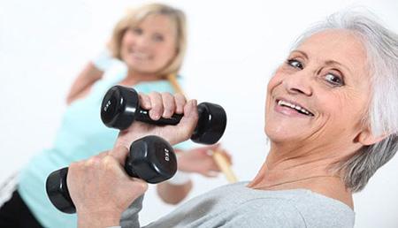 راههای افزایش سوخت وساز بدن, پیشگیری از پیر شدن, راههای جلوگیری از پیری