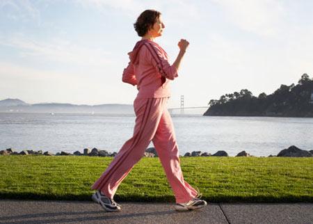 کاهش فشار خون, جلوگیری از افزایش فشار خون,پیاده روی برای کاهش فشار خون