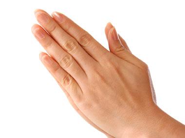 دستان شما نشان دهنده وضعیت سلامتیان است!