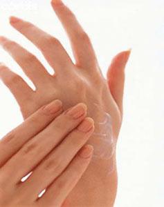 حساسيت پوست دست,علائم حساسيت پوست دست,درمان حساسيت پوست دست