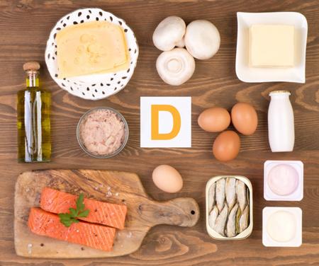 میوه های حاوی ویتامین d,سبزیجات حاوی ویتامین d