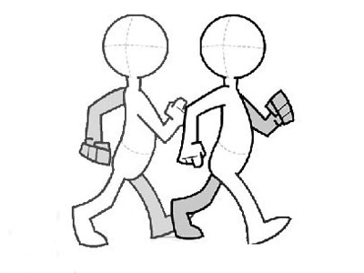 پزشكي: شیوه های صحیح نشستن، ایستادن، راه رفتن و خوابیدن