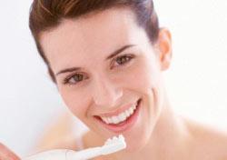 راه حلی برای سفید کردن دندان