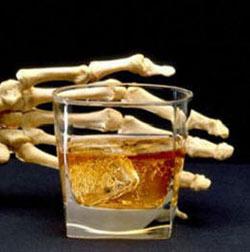الکل,عوارض مصرف الکل,آثار مصرف الكل