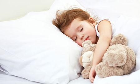 مقدار خواب کافی,خواب کافی برای کودکی سالم