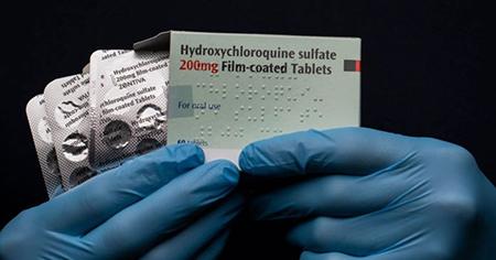 عوارض هیدروکسی کلروکین, هشدارهای هیدروکسی کلروکین