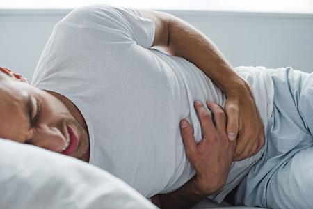 علایم التهاب بدن, بالا رفتن فشار خون و التهاب بدن