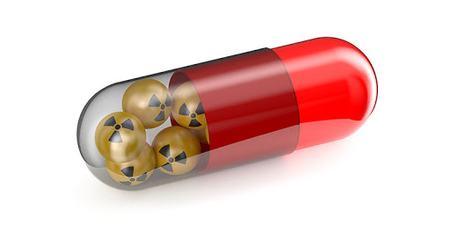 ید درمانی سرطان تیروئید, گلودرد بعد از ید درمانی, مزایای ید درمانی
