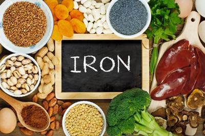 منابع آهن خوراکی, بهترین منابع آهن برای کم خونی