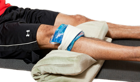 مفصل ساق زانو, درد زانو