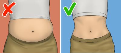 تورم پاها, بهبود هضم غذا