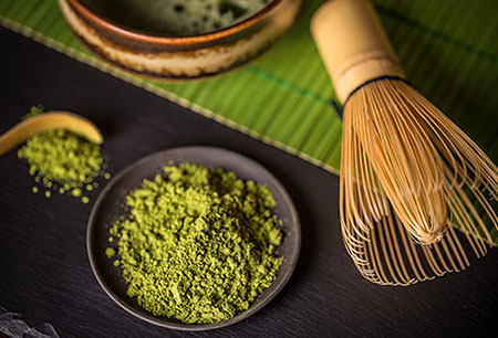 خواص چای ماچا, پودر ماچا چیست