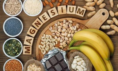 علایم کمبود منیزیم در بدن, رژیم غذایی در کمبود منیزیم