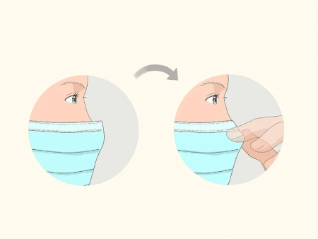 پیشگیری از ویروس کرونا, ماسک های پزشکی