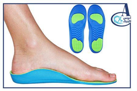 کفش طبی,اسکن کف پا,کفی طبی