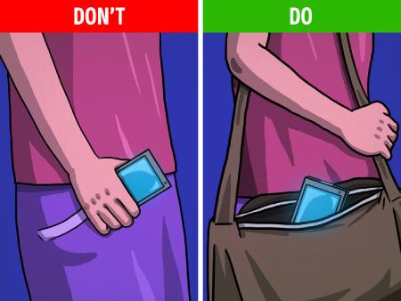 گوشی تلفن همراه, مضرات تلفن همراه