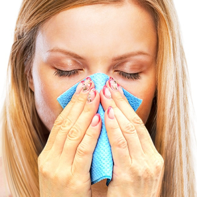 درمان گرفتگی بینی در 15 دقیقه