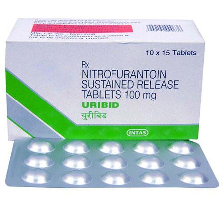 خواص داروی نیتروفورانتوئین 100, دوزمصرف نیتروفورانتوئین, ماکروبید