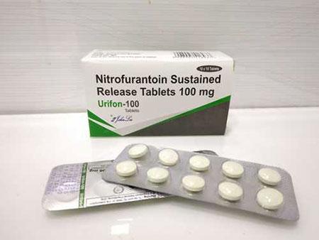 دوره درمان عفونت ادراری نیتروفورانتوئین, مصرف قرص نیتروفورانتوئین در دوران بارداری, دوره درمان عفونت مثانه نیتروفورانتوئین