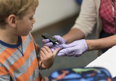 رژیم غذایی کودکان دیابتی در نوروز, تغذیه کودکان دیابتی در نوروز
