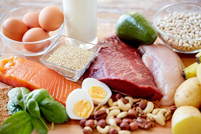 نشانه های کمبود پروتئین را بشناسید