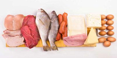 نشانههای کمبود پروتئین در بدن, سیستم ایمنی ضعیف
