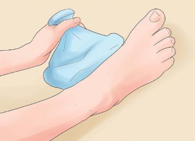 راهکاری برای کاهش ورم, ورم پا
