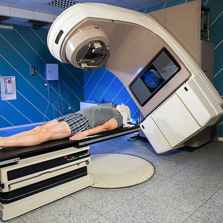 تکنولوژی پرتودرمانی, پرتودرمانی در سرطان سینه