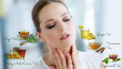 درمان گلودرد چرکی, روش درمان گلودرد