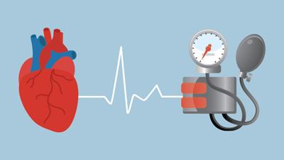 علائم پرفشاری خون, فشار خون بالا