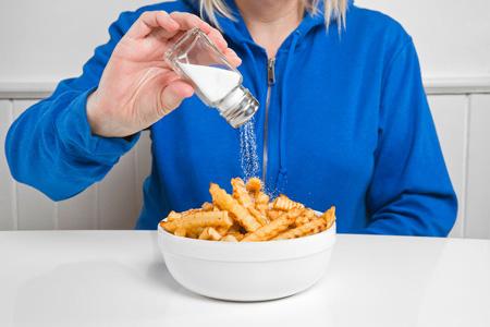 مضرات نمک, مضرات نمک برای بدن