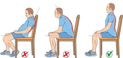 درمان درد سیاتیک, نرمش های مفید برای درد سیاتیک
