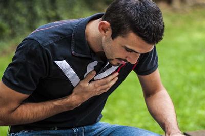 اضطراب و نفس نفس زدن هنگام صحبت کردن, تنفس سریع