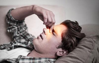 نشانه های سردرد سینوسی, درمان سردرد سینوسی
