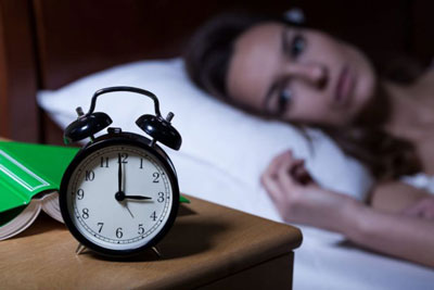 بیماری بی خوابی, دلایل بی خوابی