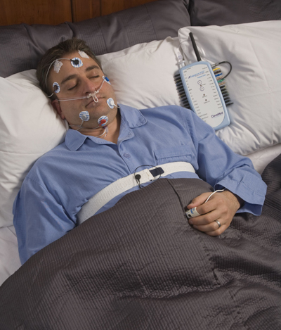 تست خواب در کلینیک, پلی سومنوگرافی چیست