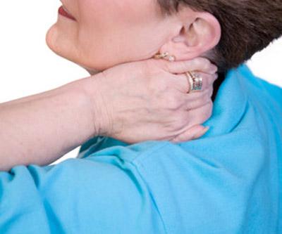 اسپوندیلوز دژنراتیو, اسپوندیلوز گردنی