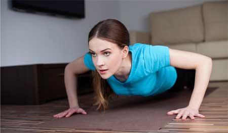فوايد ورزش پيلاتس